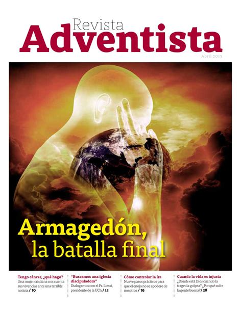 armagedon la batalla cosmica 0786272805 revista adventista abril 2013 by editorial aces issuu