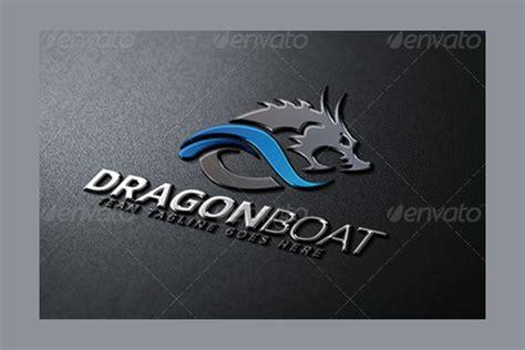dragon boat template 25 dragon logo free premium psd vector eps format