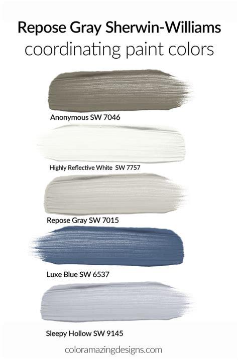 color report sherwin williams repose gray color amazing
