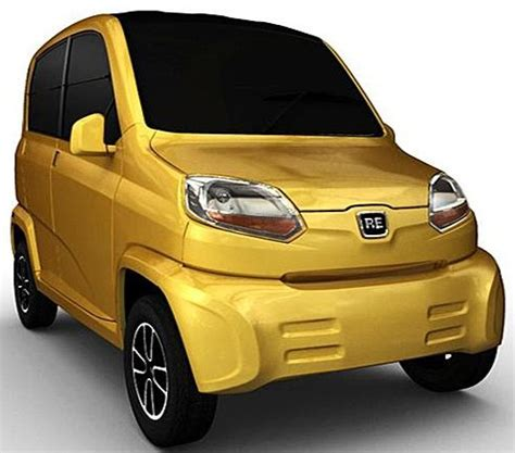 bajaj new small car bajaj re60 price in india small car with great mileage