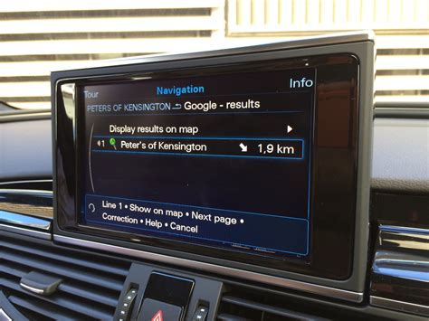 audi connect review inside caradvice
