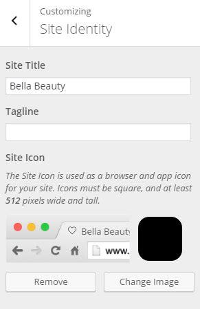 tutorial website set up site title tutorial premium wordpress blog themes