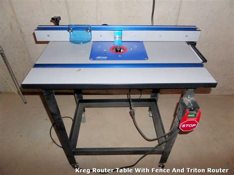 router tables for sale for sale kreg router table fence plate and micro