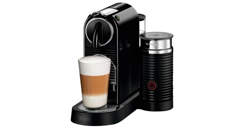 buy de longhi nespresso citiz and milk coffee machine black harvey norman au