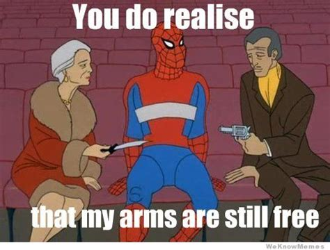 Funny Spiderman Meme - best of the 60s spiderman meme 20 pics weknowmemes