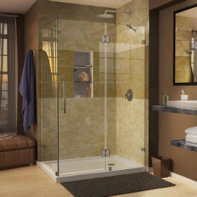 4 Foot Shower Door Showers Shower Doors At The Home Depot