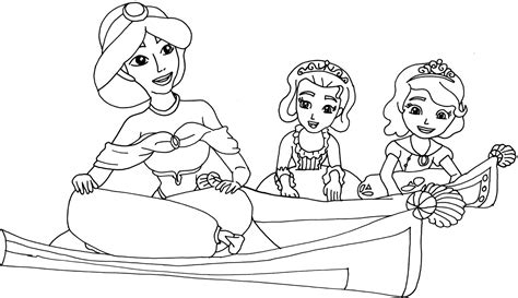 sofia the coloring page sofia the coloring pages bestofcoloring