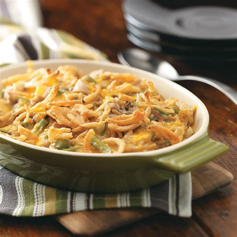 green bean chicken casserole recipe taste  home
