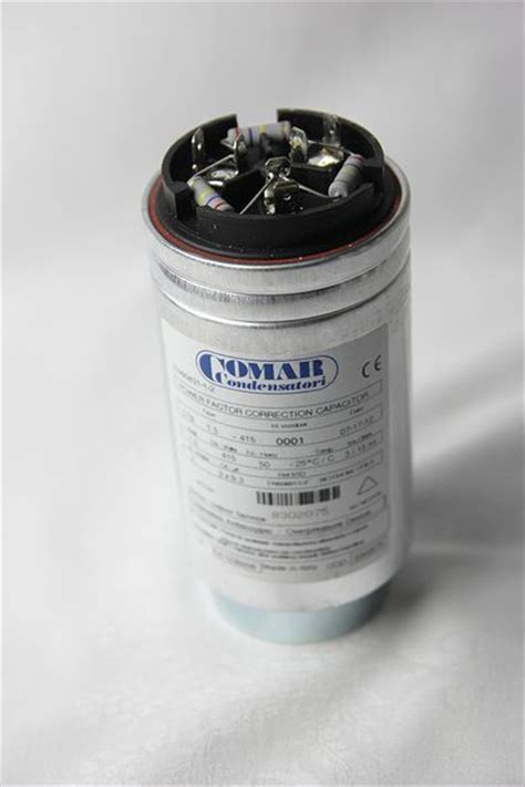 phase capacitor 2 5 kvar power capacitor 3 phase 3 x 15 5 181 f comar kondensatoren shop de