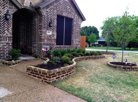 edging a flower bed edging a flower bed with bricks 171 margarite gardens