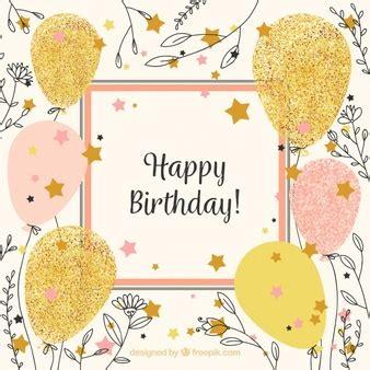 imagenes happy birthday daddy dorado fotos y vectores gratis