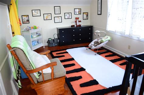 handmade calvin and hobbes nursery project nursery