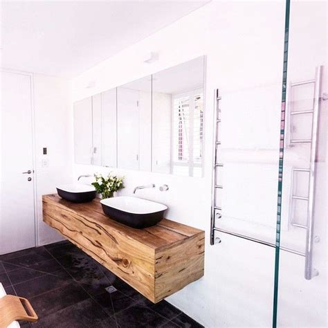 Timber Bathroom Vanity 25 Best Ideas About Timber Vanity On Modern Bathrooms Bath Room And Grey Modern