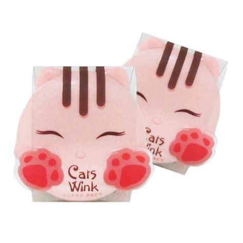 Tony Moly 1 cats wink clear pact tonymoly ny