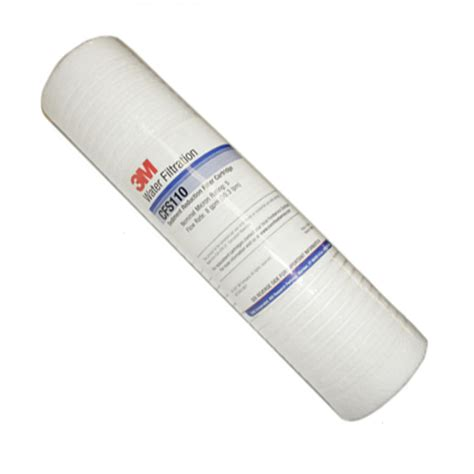 cuno water filter cuno cfs110 whole house water filter replacement cartridge