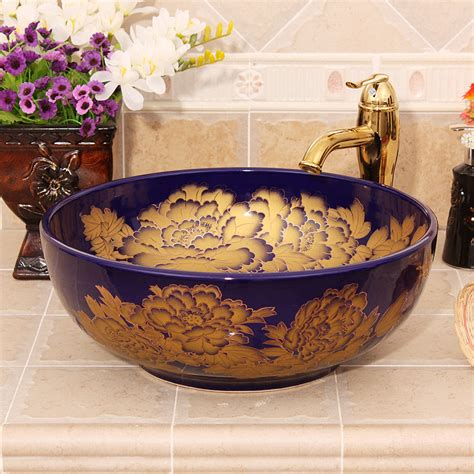 decorative bathroom sinks decorative vanity sinks promotion shop for promotional