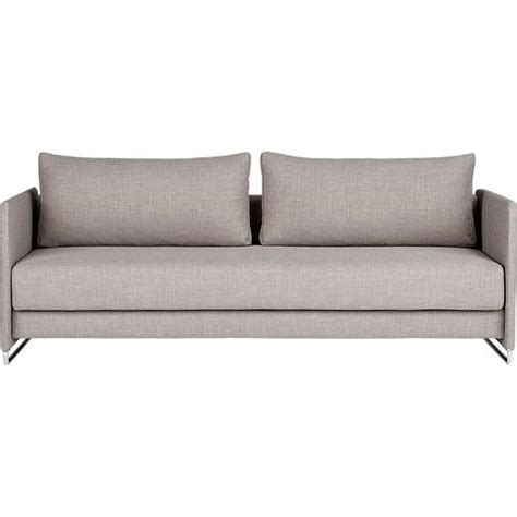 Tandom Sleeper Sofa Cb2 Cb2 Sleeper Sofa