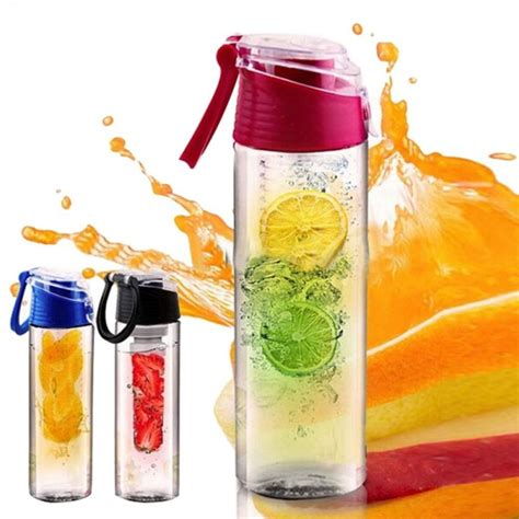 Fruit Detox Water Reviews by Sports Water Bottle Fruit Water Infuser Detox Water Bottle