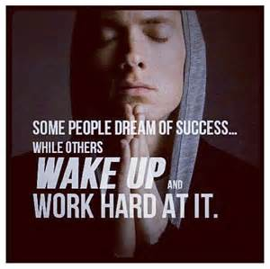 eminem you better never let it go thoughts from successful to help you keep faith