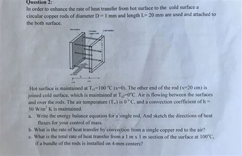 section 17 3 temperature controls answers in order to enhance the rate of heat transfer from