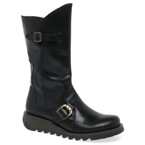 fly mes 2 womens calf length boots fly