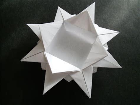 Origami Snowflake Easy - ドラゴン origami snowflake box