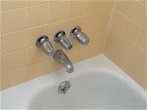 are two and three handle shower faucets illegal mcadams