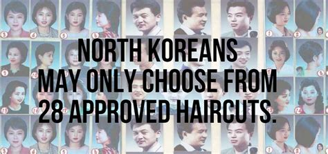 10 haircuts allowed in north korea 10 hairstyles allowed in north korea hairstyles by unixcode