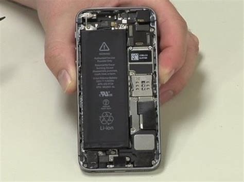 how to open a iphone 5s cracking open apple iphone 5s