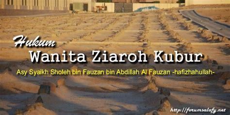 Hukum Wanita Datang Bulan Ziarah Kubur Hukum Wanita Ziaroh Kubur Forum Salafy