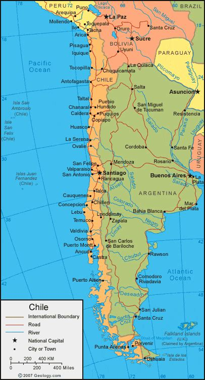 World Map Chile by Pin Chile On Pinterest