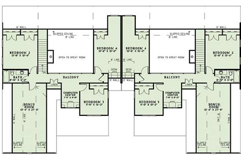 5000 square foot house plans 5000 square feet 4 bedrooms 2 189 batrooms 2 parking space on 2 levels house plan