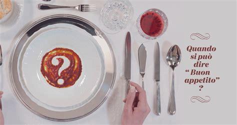 regole bon ton a tavola italiani quel sottile filo rosso tra bon ton e benessere