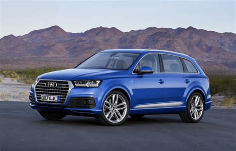 Audi Rental by Rent Audi Q7