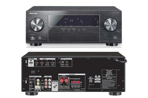 pioneers entry level vsx   home theater receiver profiled