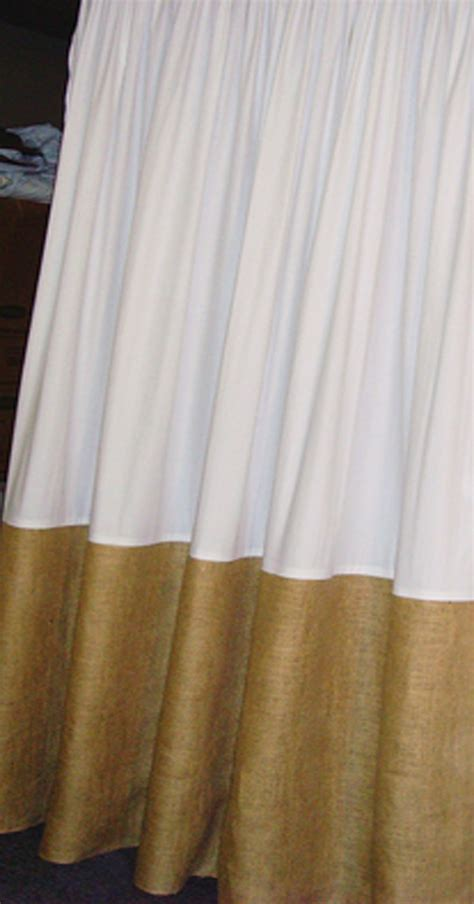 Blue Burlap Curtains 1000 Images About Rideaux Curtains On Curtain Rods Bow Window Curtains And Window