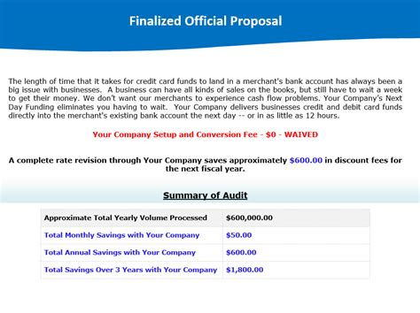 credit card processing rfp template featured functionality generator