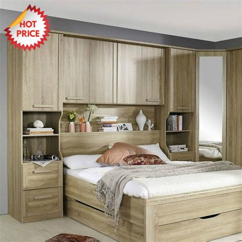 overbed unit rauch rivera overbed bridging unit with wall panel book storage overbed systems bedrooms
