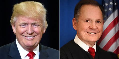donald trump on roy moore trump embraces roy moore says he ll help make america