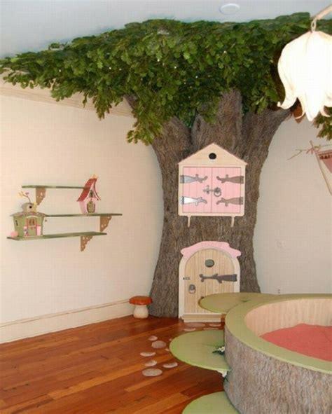Kinderzimmer Gestalten Baum by Traumhaftes Kinderzimmer Design F 252 R Junges M 228 Dchen Passend