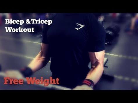 Bicep Free Weight roma fitness bicep tricep free weight motions
