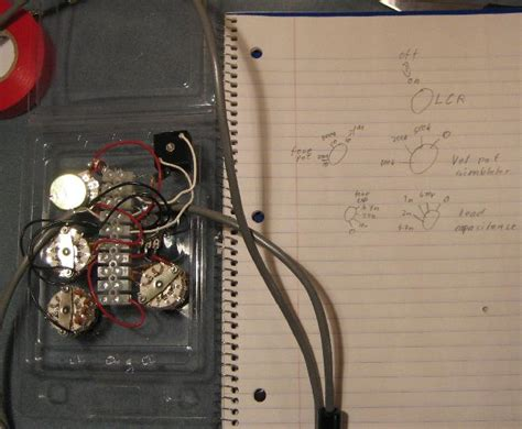 a switched capacitor emulates a my test harness pics