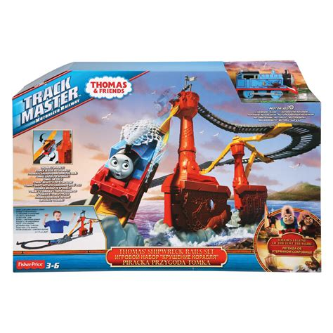 Tomase And Friends Set friends trackmaster shipwreck rails set