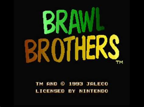 emuparadise unavailable brawl brothers snes stage 1 music youtube