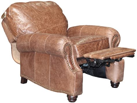 barcalounger recliner chairs barcalounger longhorn ii leather recliner chair leather