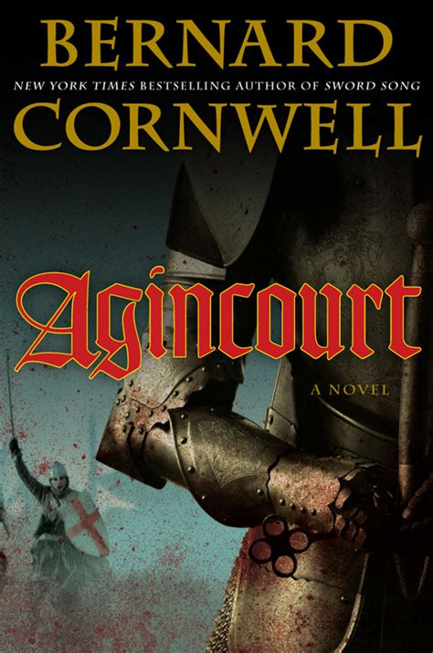 the battle of agincourt books the wertzone azincourt by bernard cornwell