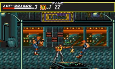 free streets of rage multi edition apk for android getjar - Streets Of Rage 2 Apk