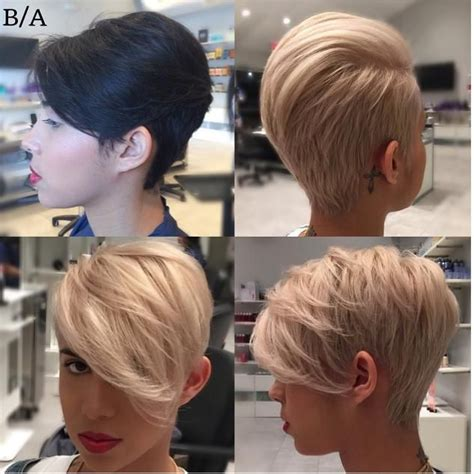 great pixie haircut makeovers 527 best 16113 makeovers 3 images on pinterest hair