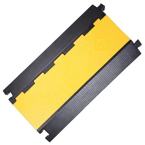 electrical wire protector 3 channel rubber electrical wire cable cover r guard