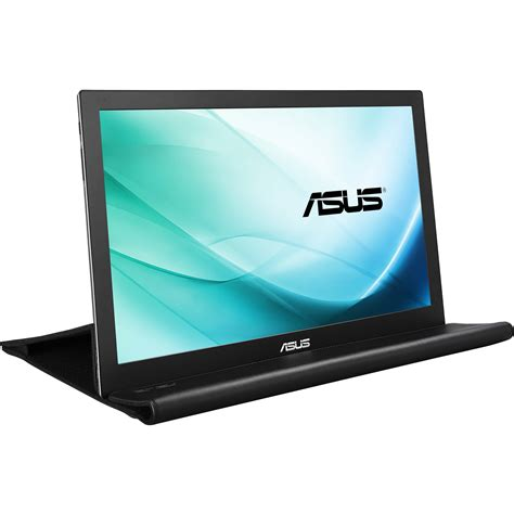 Monitor Notebook Asus asus mb169b 15 6 quot portable led backlit ips mb169b b h